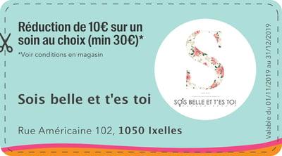 1050 - QR -Sois belle et tes toi