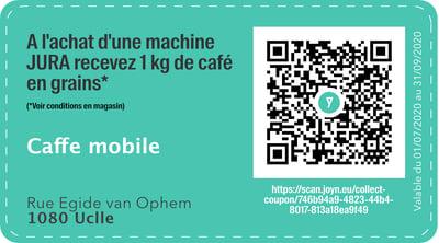1080 - QR - Caffe mobile