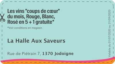 1370 - QR - La halle aux saveurs
