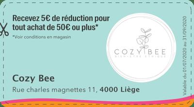 4000 - QR - Cozy Bee