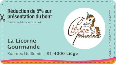 4000 - QR - La licorne gourmande
