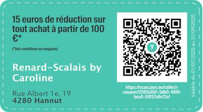 4280 - QR -  Renard Scalais