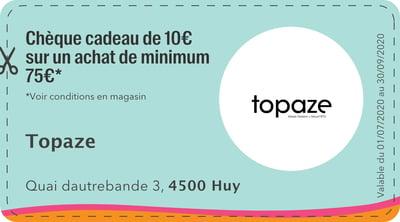4500 - QR -Topaze
