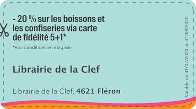 4620 - QR - Librairie de la clef