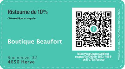 4650 - QR -  beaufort