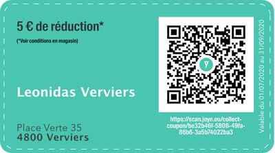 4800 - QR - Leonidas Verviers