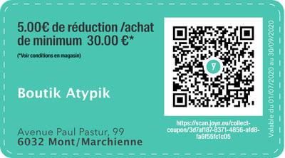6032 - QR -  Boutik atypik