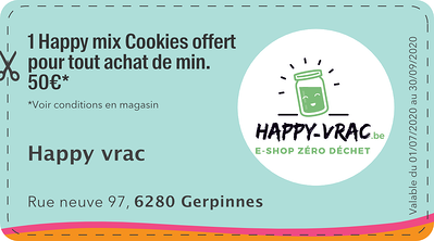 6280 - QR -Happy vrac