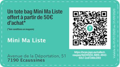 7190 - QR -  Mini Ma Liste
