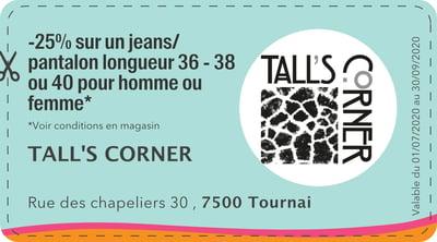 7500 - QR -Talls corner